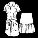 Imagen para la categoría Faldas