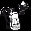 Imagen para la categoría Móchilas deportes de montaña