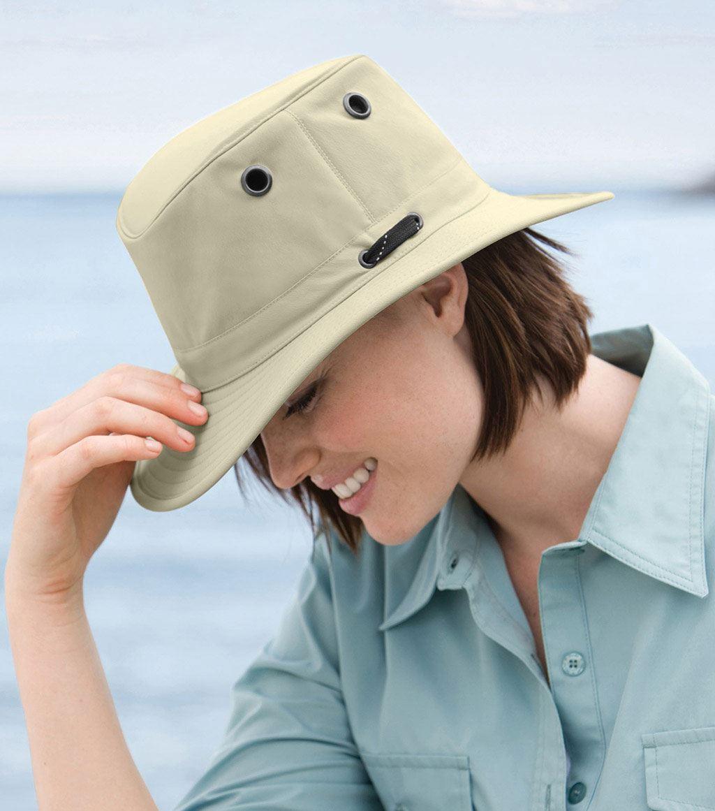 Mountain and city wear SLU. Tilley LT5B Hat STONE 8261307daa95