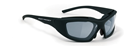Picture of Rudy Project Guardyan Matte Black With Impactx Photopolarized Grey Lenses