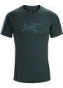 Imagen de ARC TERYX PHASIC EVOLUTION CREW NECK SHIRT SS MEN'S